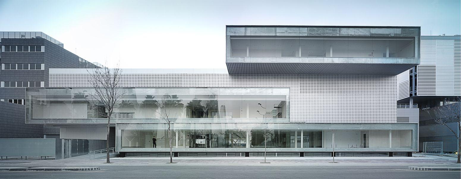 Edificio ICTAM