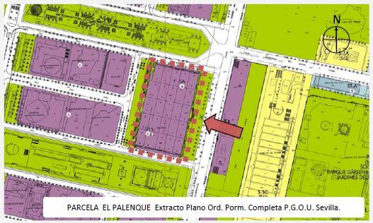 Parcela Palenque