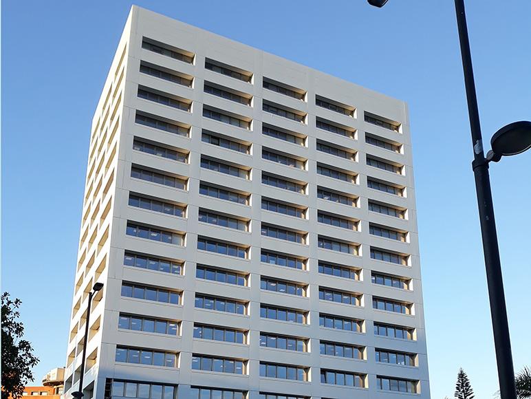 Edificio Avenida de la Aurora, 45-47